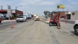 August 9 Construction Update