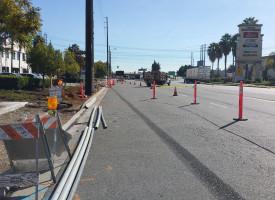 November 8 Construction Update