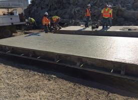 November 4 Construction Update
